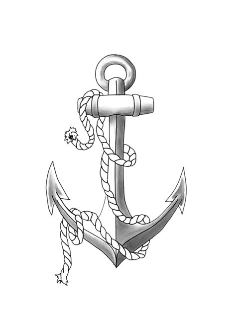 anchor tattoos png transparent images png