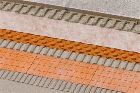 Schluter Ditra Tile Underlayment by Schl 252 Ter 174 Ditra Drain Function Schl 252 Ter Systems