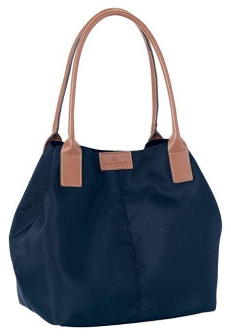 tom tailor miri shopper tasche handtasche schultertasche braun blau neu ebay