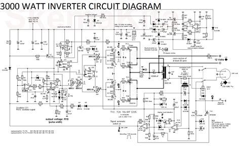 3000watt high power lifier diagram com circuit