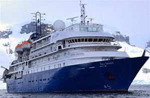 MV Sea Spirit - Itinerary Schedule, Current Position ...