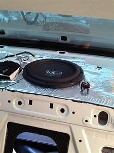 2011 Infiniti G25x G37 Car Audio Build Rockford Fosgate