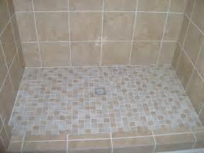tiled shower floors pictures with 2 quot x2 quot porcelain tile shower floor bathroom remodel
