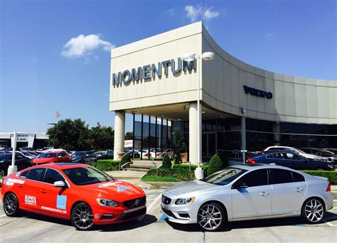 New Volvo Dealership In Houston, Tx