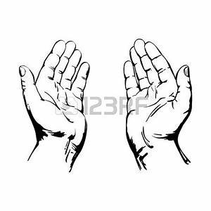 Open Hands Praying Clipart   www.pixshark.com - Images ...