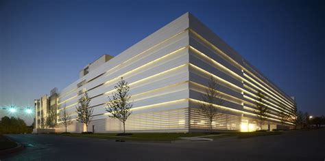 Chesapeake Car Park One | Architect Magazine | Oklahoma ...
