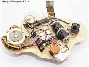Gibson L6s Custom Wiring Loom