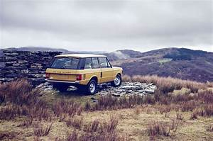 Land Rover Will Sell You A Restored 1970s Range Rover For