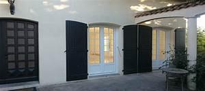 porte de garage et porte fenetre pvc sur mesure porte d With porte de garage et portes interieures sur mesure