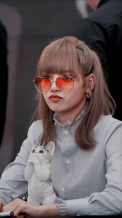 Lisa Blackpink Lockscreens Manoban Jennie Kpop Korean