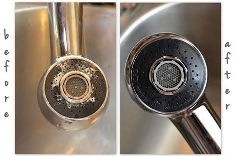 how to clean kitchen faucet clean your kitchen faucet cleaning