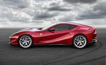 Ferrari Superfast F12 Side Debuts Facelift Performancedrive