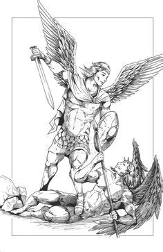 saint michael patron saint of paratroopers prayer - Google Search | things for Colby and