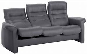 Sofa Mit Relaxfunktion : stressless 3 sitzer sofa high sapphire in kinosessel optik online kaufen otto ~ Buech-reservation.com Haus und Dekorationen
