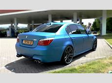 BMW M5 E60 Engine Failure! YouTube