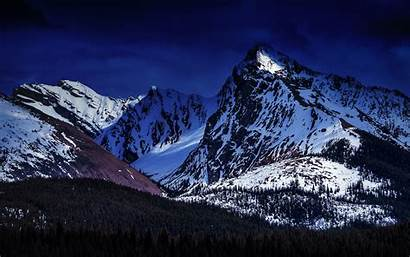 Canada Wallpapers 4k Snowy Mountains Landscape Resolution
