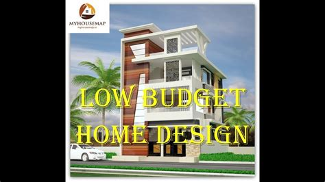small homes floor plans low budget home designs indian small house design ideas