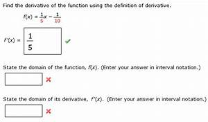 How Would You State The Domains For The Following ...