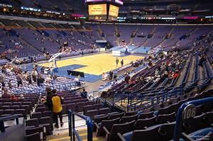 Enterprise Center Section 107 Basketball Seating