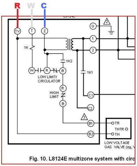 help with triple aquastat wired incorrectly to thermostat doityourself community
