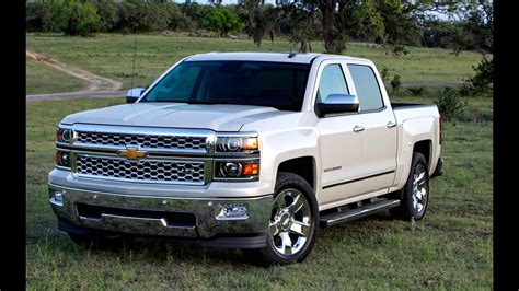 The 2018 Chevy Silverado 1500 Youtube