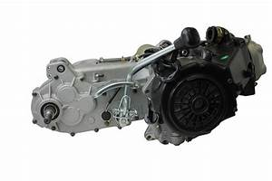 150cc Gy6 Engine With Built
