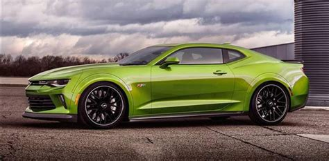 2020 Chevy Camaro by 2020 Chevrolet Camaro Ss Rumor 1le Review Coupe Price