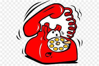 Phone Clipart Ringing Clip Telephone Mobile Call