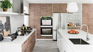 Cuisine Blanche Et Bois Ikea : cuisine ikea con ue pour tous les go ts et budgets ~ Dailycaller-alerts.com Idées de Décoration