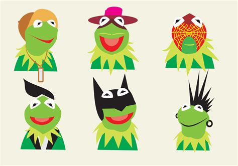characters  kermit  frog