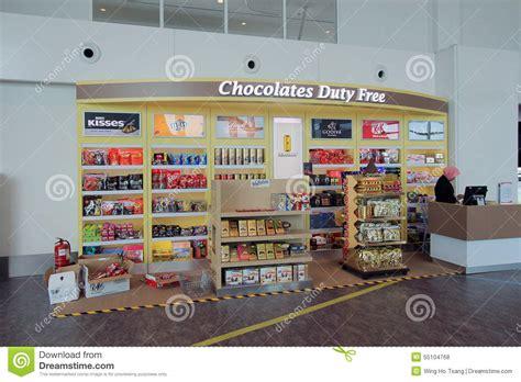 chocolates duty  shop  kuala lumpur international