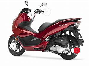 Honda 125 Pcx : honda pcx125 scooters honda motos motos e scooters de 125 cc ~ Medecine-chirurgie-esthetiques.com Avis de Voitures