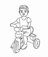 Bike Coloring Riding Pages Drawing Bikes Bicycle Printable Children Kid Safety Mountain Transport Preschool Coloringpages101 Rid Getcoloringpages Dirt Getdrawings Popular sketch template