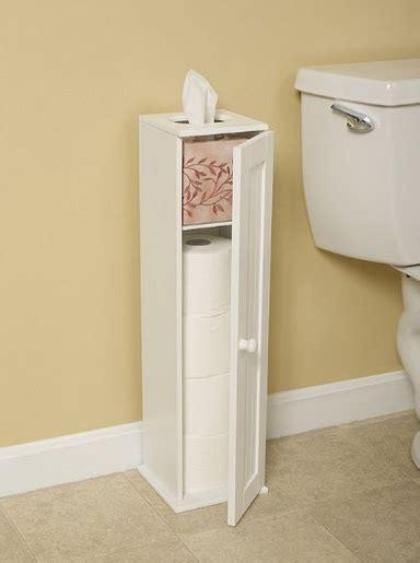 practical  creative toilet paper storage ideas