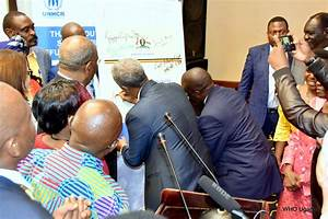 Uganda Launches Health Sector Integrated Refugee Response ...