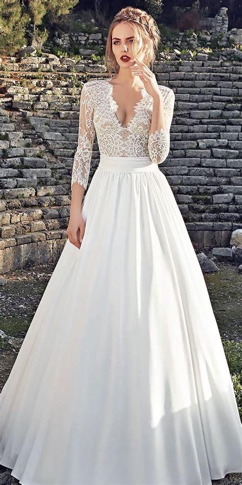 Long Sleeve Wedding Dresses | Wedding dress sleeves, Dream ...