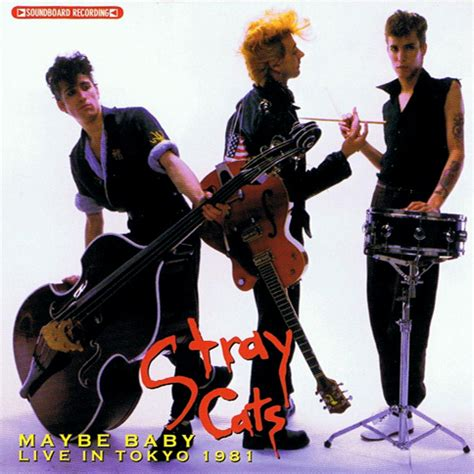 stray cats collectors bootlegs stray cats  baby