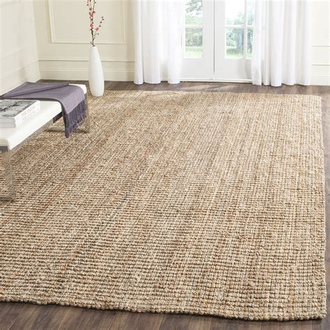 craft room table ideas jute rugs how to best use jute rugs to compliment your home