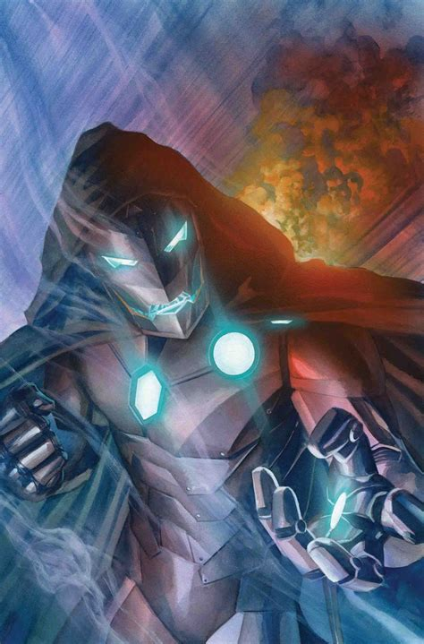 marvel comics august  solicitations infamous iron
