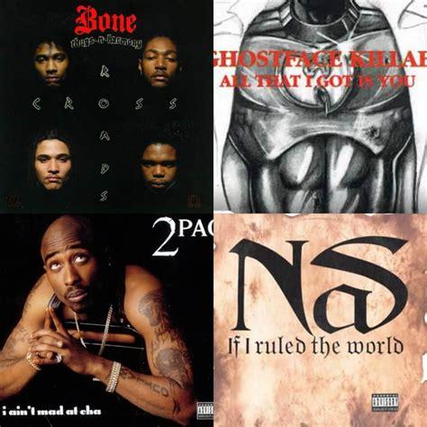 Best Rap Songs Top 40 Hip Hop Songs 1996 Hip Hop Golden Age Hip Hop