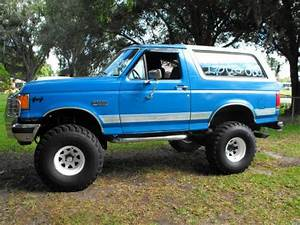 1987 Ford bronco $2,500 Possible Trade - 100125641 | Custom Lifted Truck Classifieds | Lifted ...