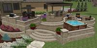 Patio Designs Custom 3D Patio Design | Designing Patios You Love to Use ...