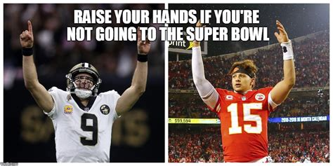 memes mock gut wrenching playoff losses  saints chiefs
