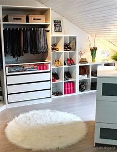 Ikea Pax Dachschräge : ein m dchentraum das ankleidezimmer walk in closet pax ikea komplement room living wohnen top ~ A.2002-acura-tl-radio.info Haus und Dekorationen