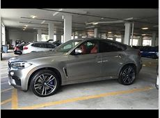 BMW X6 M Sport F16 CROSSOVER REVIEW 2016 YouTube