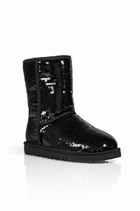 Ugg Boots : lyst ugg black sequin classic short sparkles boots in black ~ Eleganceandgraceweddings.com Haus und Dekorationen