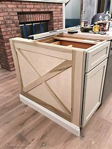 kitchen island trim 2231
