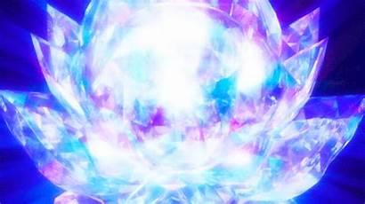 Lotus Crystal Animated Moon Healing Gifs Sailor