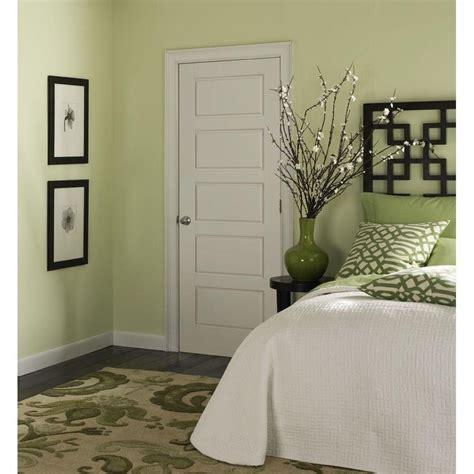 masonite interior doors minimalist masonite 30 in x 80 in riverside smooth 5 panel equal