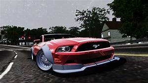 This is Ford Mustang RTR Spec 3 by JaredMundo | Need For Speed Most Wanted | NFSCars